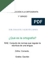 CLASE 1 - INTRODUCCIÓN A LA ORTOGRAFÍA - Tarea 1.pptx