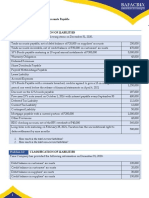 01. Classification & Accounts Payable