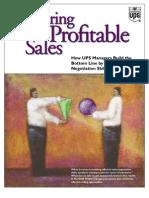 DeliveringProfitableSalesatUPS