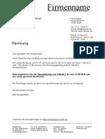 Rechnungsvorlage-4