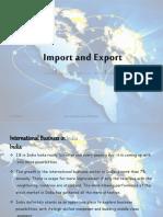 import export gud pie