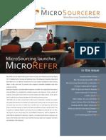 MicroSourcing - September 2010