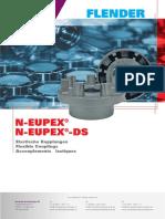 Flender N-EupexCOUPLINGS