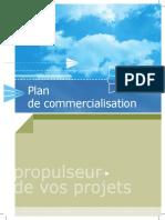 Plan de commercialisation