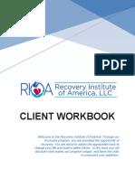 RIOA Client Workbook