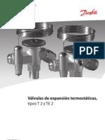 Válvulas DanfossPDAA0A205
