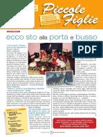 GIORNALINO PICCOLE FIGLIE N. 4 Nov.2020-Gen. 2021