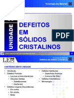 1413118-tec02_Imperfeições_em_Sólidos_Cristalinos