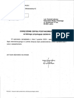 1000 zł grzywny dla Prezesa WFOSiGW 2 grudnia 2020