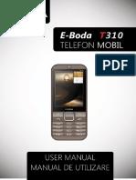 E-Boda T310 Mobile Phone