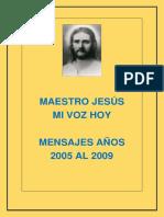 Maestro Jesús - Mensajes 2005 a 2009_compressed