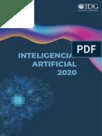 Inteligencia Artificial 2020