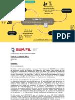 Carta - Sunafil