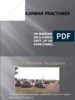 Thoracolumbar Fractures 1