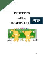 PROYECTO AULA HOSPITALARIA