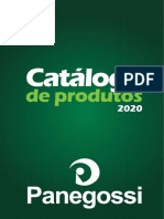 Catalogo de produtos - Panegossi