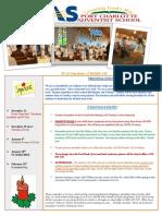 PCAS News Letter #15