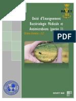 S7 - Bactériologie Médicale Et Antimicrobiens (Partie 1)