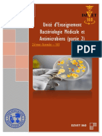 S8 - Bactériologie Médicale Et Antimicrobiens (Partie 2)-DZVET360-Cours-veterinaires