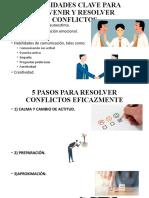 HABILIDADES CLAVE PARA PREVENIR Y RESOLVER CONFLICTOS.pptx