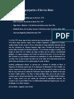 Pourparlers d'Aix-Les-Bains