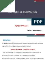 Formation QRQC Niveau 1