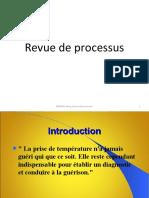 Revue de processus