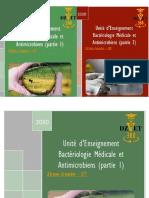 Bactériologie Médicale Et Antimicrobiens (Partie 1+ 2)-DZVET360-Cours-veterinaires