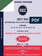 Is Scc 2021 Advance Program