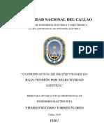 tesis proteccion en BT
