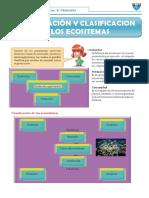 SESIÓN 1-VIII UNIDAD - CLASIFICACIÓN DEL ECOSITEMA- 14.12.20