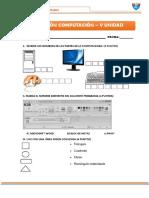 EXAMEN DE COMPUTACIÓN 5TA UNIDAD