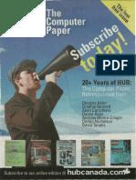 2009-04 HUB the Computer Paper