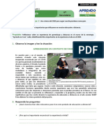 FICHA DE AUTOAPRENDIZAJE SEMANA 3 CIENCIA Y TECNOLOGIA 5° GRADO.pdf