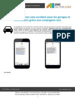 Exemples de SMS pour les garages et concessions