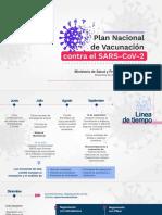 Plan de vacunación contra el Covid-19 en Colombia