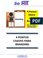 4 Pontos Chave Para Branding