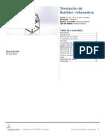 Bastidor- rebanadora-Análisis estático 1-1