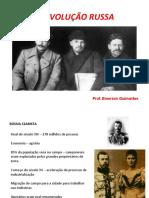 3º Aula Revolução Russa