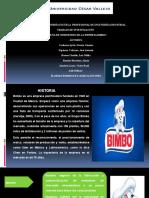 CADENA DE SUMINISTRO- INFORME FINAL