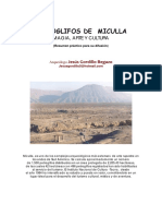 Los Petroglifos de Miculla