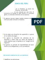 Introduccion del curso SITUACION ECONOMICA DEL PERU