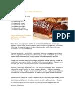 Costillas de Cerdo en Salsa Barbacoa