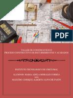 TALLER DE CONSTRUCCION II_UNIDAD DOSDDDD