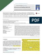 Experimental characterization of rutting performance of Polyethylene.pdf