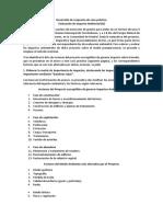 Desarrollo de respuesta de caso práctico Evaluación de Impacto Ambiental II