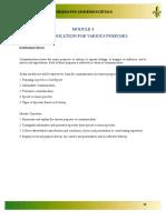 Module 5 - Purposive Communication