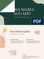 Green Playful Organic Freelance Graphic Designer Marketing Presentation