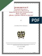 La dialéctica de la teoría de la pena en el Derecho Penal del Ciudadano