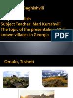 well-known villages in Georgia.pptx